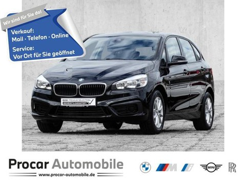BMW 220 Active Tourer Außensp Paket MF Lenkrad