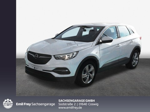 Opel Grandland X 1.2 Automatik Business Edition