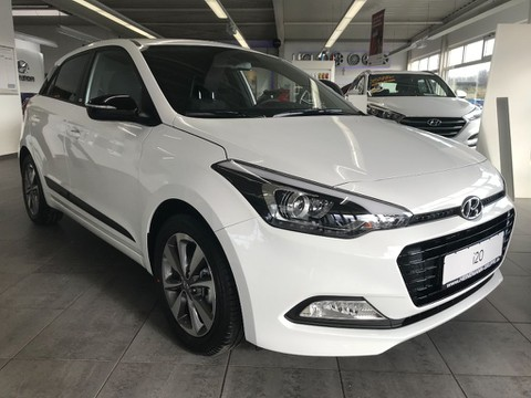 Hyundai i20 1.2 Passion Plus