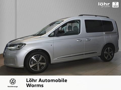 "Volkswagen Caddy 2.0 TDI ""Move"""