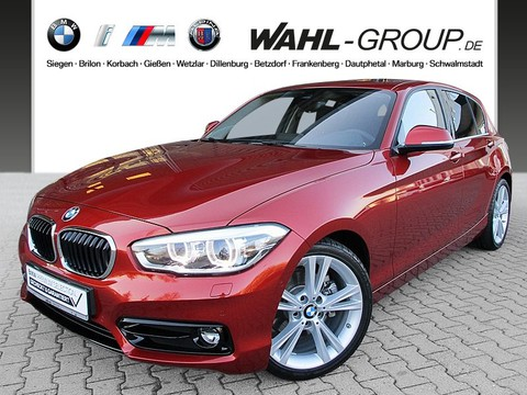 BMW 125 i Sport Line Prof HK HiFi