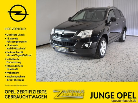 Opel Antara 2.2 Cosmo Automatik