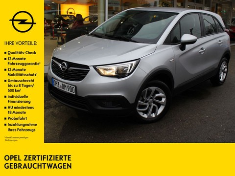Opel Crossland X 1.2 Edition Allwetter