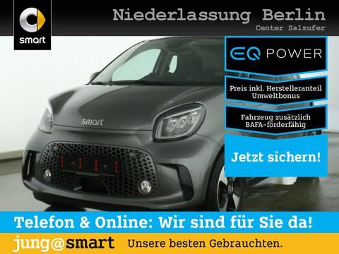 smart ForFour EQ passion Exclusive 22KW 5000 EUR BAFA
