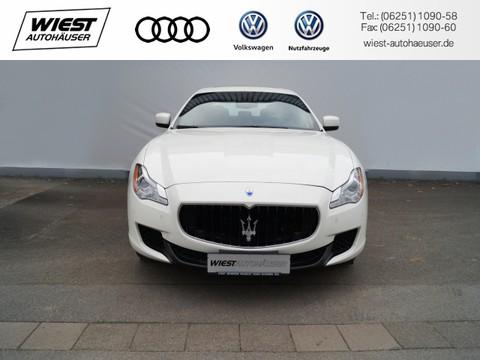 Maserati Quattroporte 3.0 V6 Diesel Design GTS