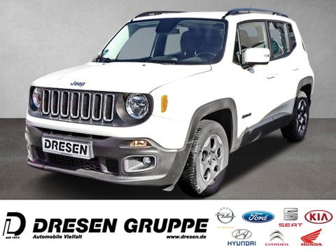Jeep Renegade 1.6 Dawn Of Justice E-torQ MULTIMEDIA-SYSTEM