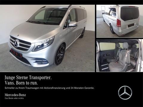 Mercedes V 250 EDITION 7-SI AMG COMA PARK-AS