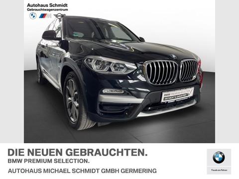 BMW X3 xDrive20d X Line Galvanik