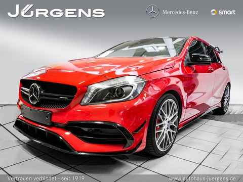 Mercedes A 45 AMG Aero Performance 19