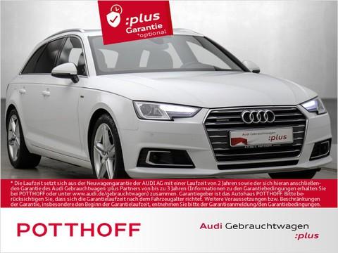 Audi A4 3.0 TDi Avant q S-line