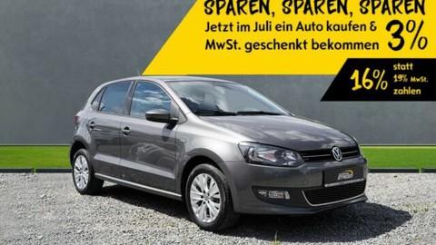 Volkswagen Polo 1.2 TSI V Life hinten