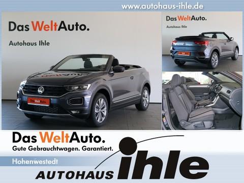 Volkswagen T-Roc 1.0 TSI Cabriolet Style