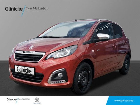 Peugeot 108 TOP STYLE 72 5T