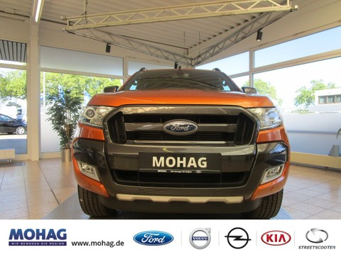 Ford Ranger 3.2 l TDCi Wildtrak