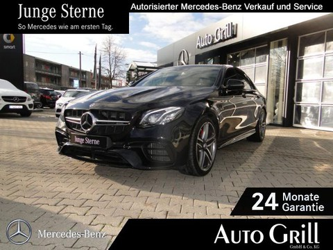 Mercedes-Benz E 63 AMG S Night Fahras Burmest