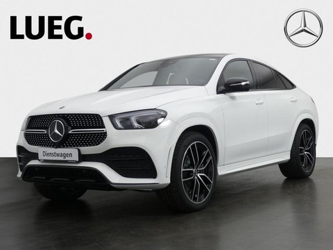 Mercedes-Benz GLE 400 d Coupé AMG NIGHT 22 °