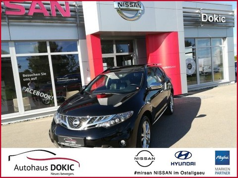 Nissan Murano 2.5 Executive dCi 190PS Winterr