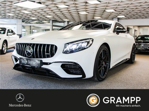 Mercedes-Benz S 63 AMG 1.0 Mercedes Coupe 2300