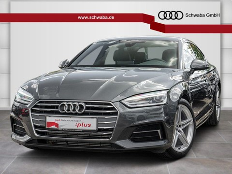 Audi A5 Sportback sport 40TFSI S line 18