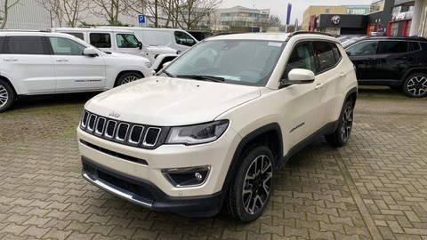 Jeep Compass 1.4 MultiAir Limited 170PS AT9