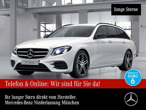 Mercedes-Benz E 350 d T AMG ° Burmester