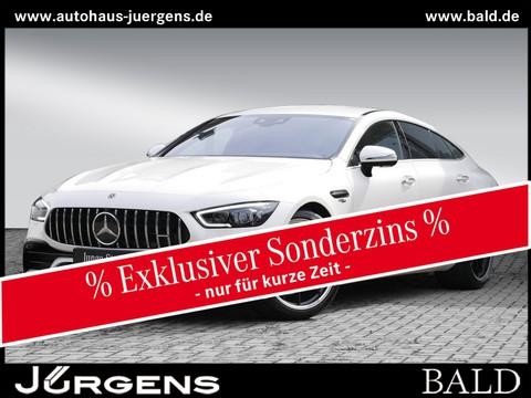 Mercedes-Benz AMG GT 53 Perf-Sitze Carbon Designo 21