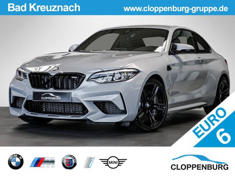 BMW M2 Competition Coupé M Drivers Package HK