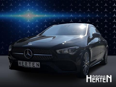 Mercedes-Benz CLA 200 AMG NIGHT BURMESTER AMBIENTE PREM