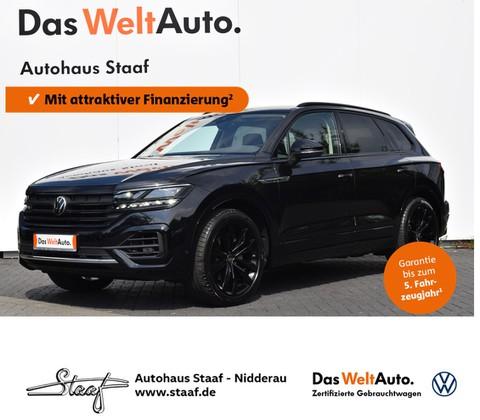 "Volkswagen Touareg 3.0 Atmosphere V6 TDI 286PS R-LINE ""BLAC"
