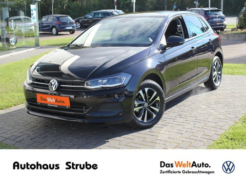 Volkswagen Polo 1.0 TGI IQ DRIVE