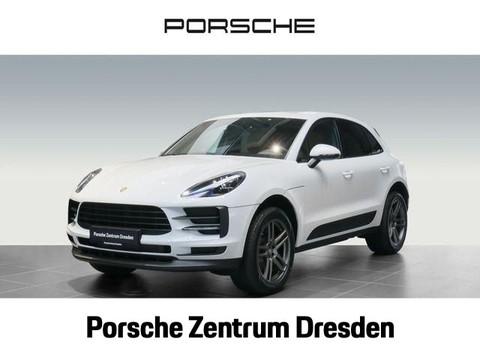 Porsche Macan Anhängerzugvorrichtung