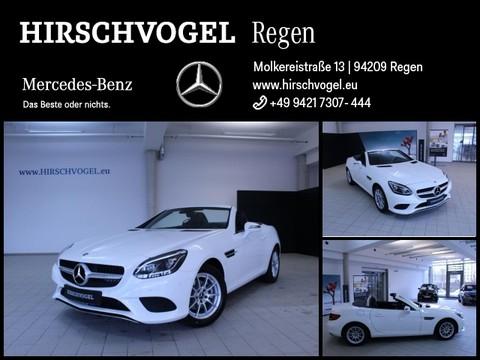 Mercedes-Benz SLC 180 undefined