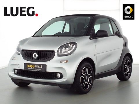 smart ForTwo coupé 52kW (71 ) passion Cool u Media