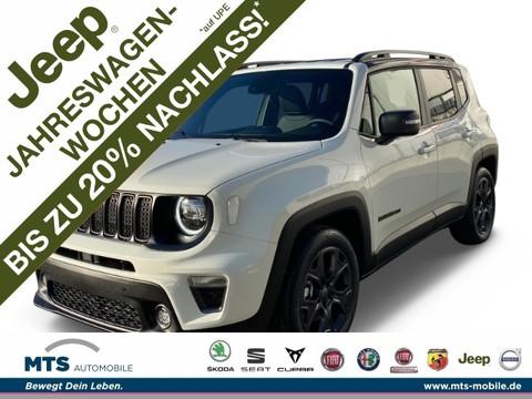Jeep Renegade 1.3 l T-GDI 80th Anniv MY21 Park-Paket