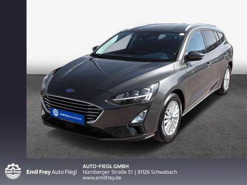 Ford Focus 1.0 EcoBoost Hybrid TITANIUM X 114ürig
