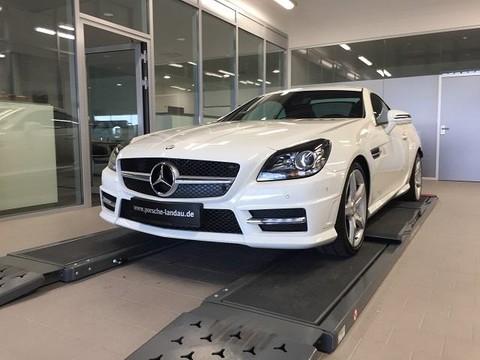 Mercedes SLK 200 BE AMG-Styling