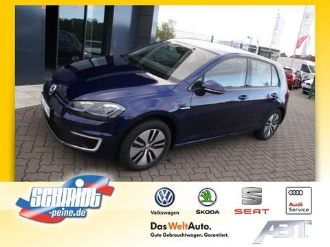 Volkswagen Golf e-Golf 136PS CCS WÀrmepumpe