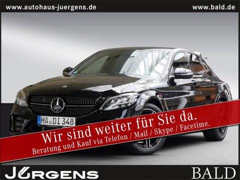 Mercedes-Benz C 220 d AMG 18 Night