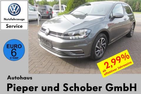 Volkswagen Golf Join PARKLENK