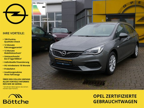 Opel Astra 1.2 ST Turbo Edition