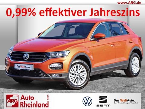 Volkswagen T-Roc 1.0 TSI OPF APP-Con Telef Schnittst