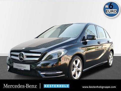 Mercedes-Benz B 180 Sportp Sitzkomfort