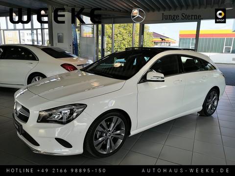 Mercedes-Benz CLA 200 SB MEDIA