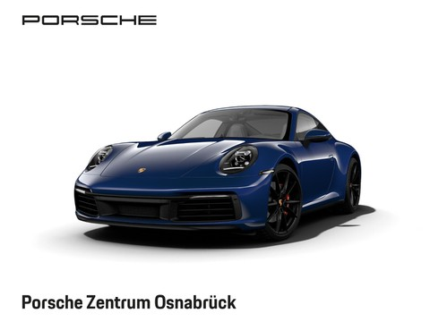 Porsche 992 3.0 911 Carrera S Sitzbelüftung