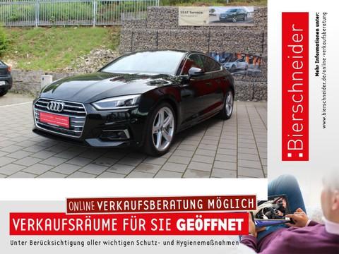 Audi A5 2.0 TFSI Spb tronic S Line