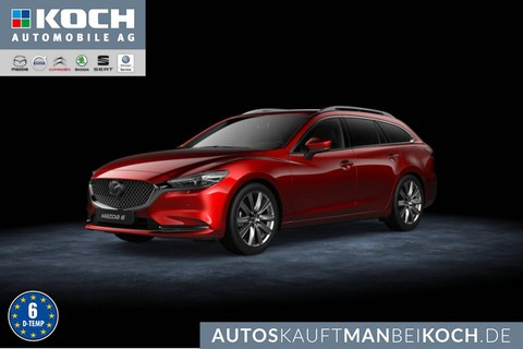 Mazda 6 SK SKY-G 194 FWD 5T 6AG SPORTS top