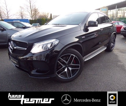 Mercedes-Benz GLE 43 AMG SPUR NIGHT °