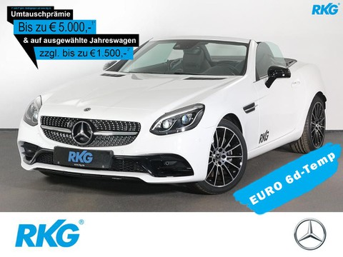 Mercedes-Benz SLC 200 AMG Night