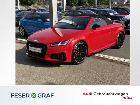 Audi TTS Roadster qu Competition S Sitze-K