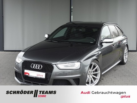 Audi RS4 4.2 Avant quattro 280 km h